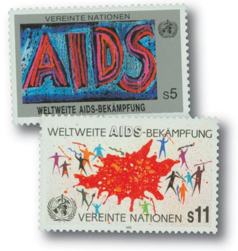 1990 Fight AIDS Worldwide