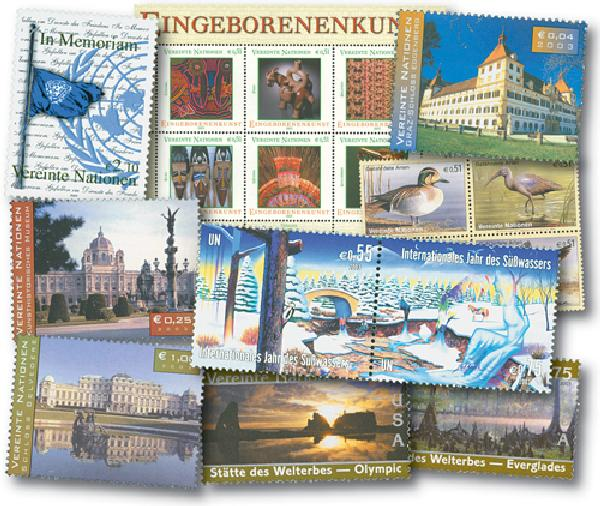 2003 United Nations Vienna Year Set
