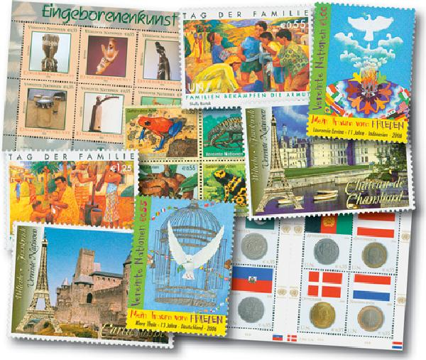 2006 United Nations Vienna Year Set
