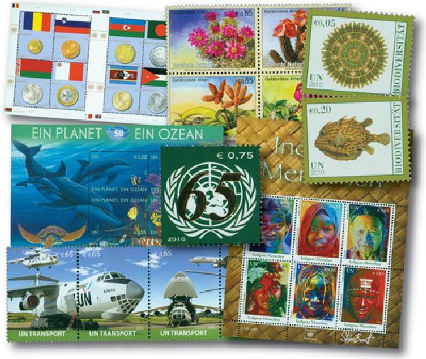 2010 United Nations Vienna Year Set