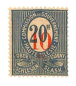 1920 Upper Silesia