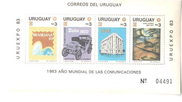 1983 Uruguay