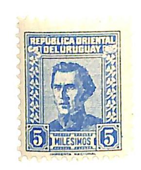 1958 Uruguay