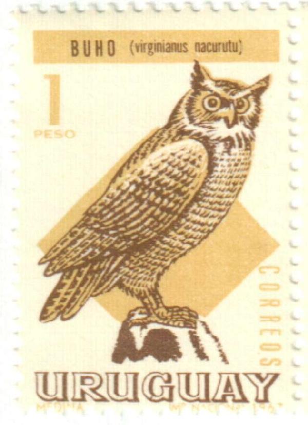 1968 Uruguay