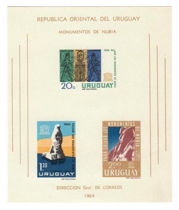 1964 Uruguay
