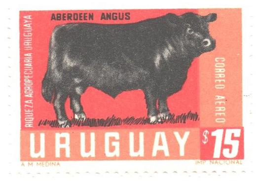 1966 Uruguay