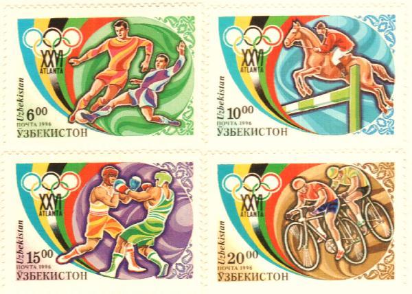 1996 Uzbekistan