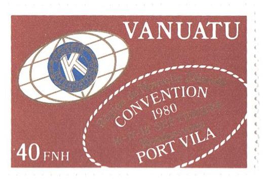1980 Vanuatu