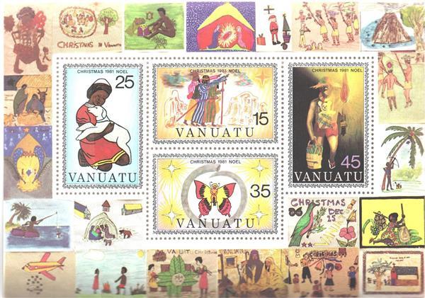 1981 Vanuatu