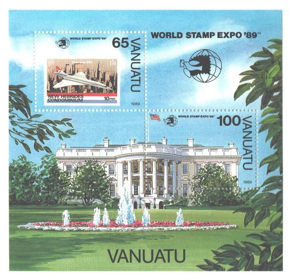 1989 Vanuatu