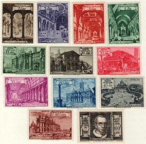 1949 Vatican City