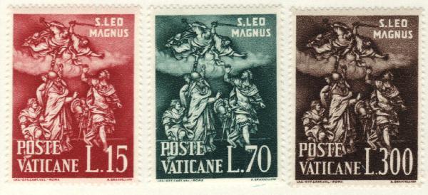 1961 Vatican City