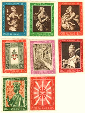 1962 Vatican City