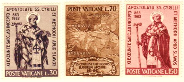 1963 Vatican City