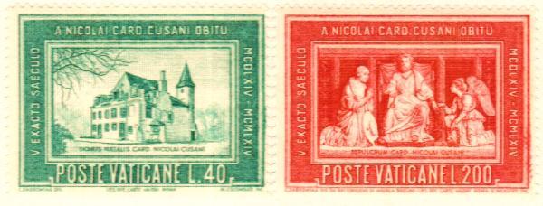 1964 Vatican City