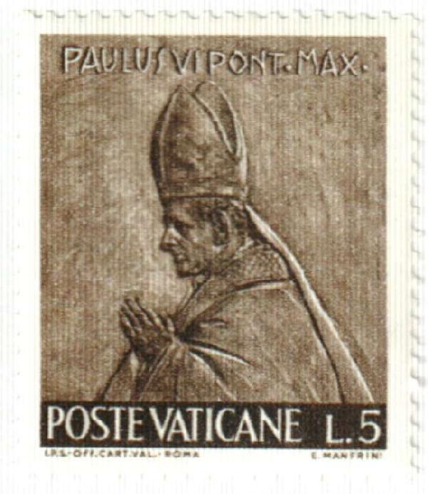 1966 Vatican City