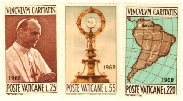 1968 Vatican City