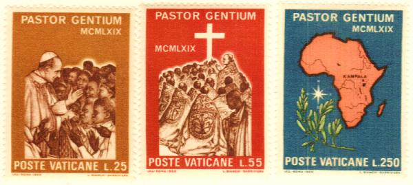 1969 Vatican City