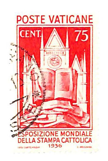 1936 Vatican City