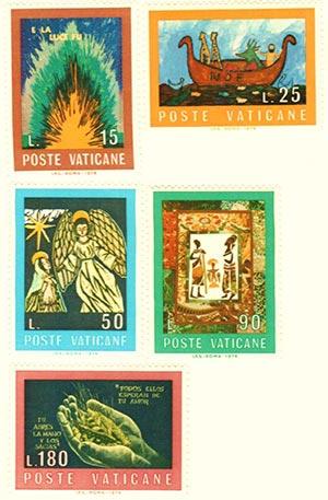 1974 Vatican City