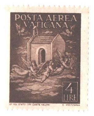 1947 Vatican City
