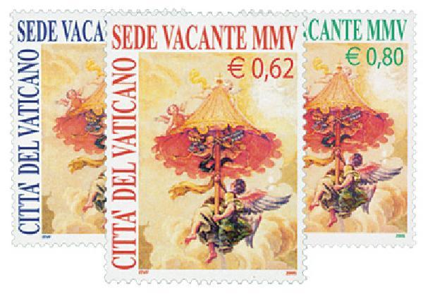 2005 Vatican City 3v M (1292-94)