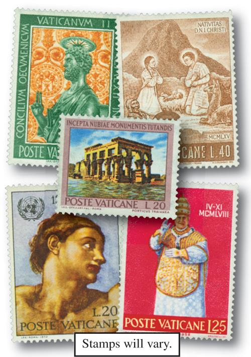 Vatican City, 700v For Sale At Mystic Stamp Company