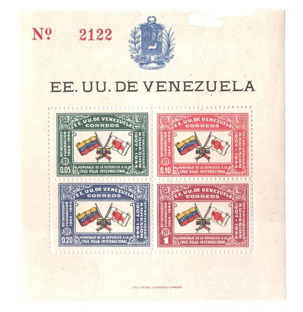 1944 Venezuela