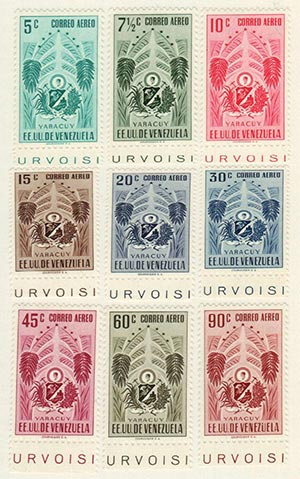 1954 Venezuela