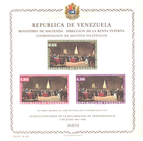 1962 Venezuela