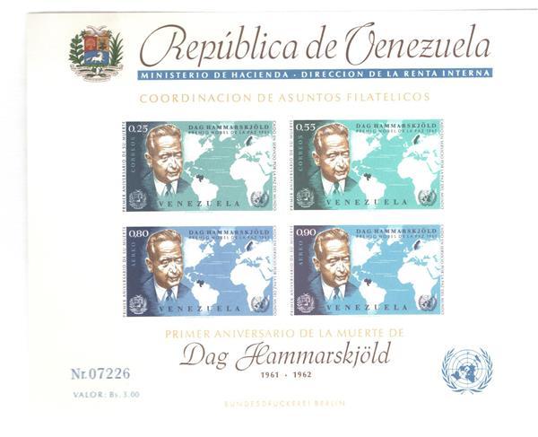 1963 Venezuela