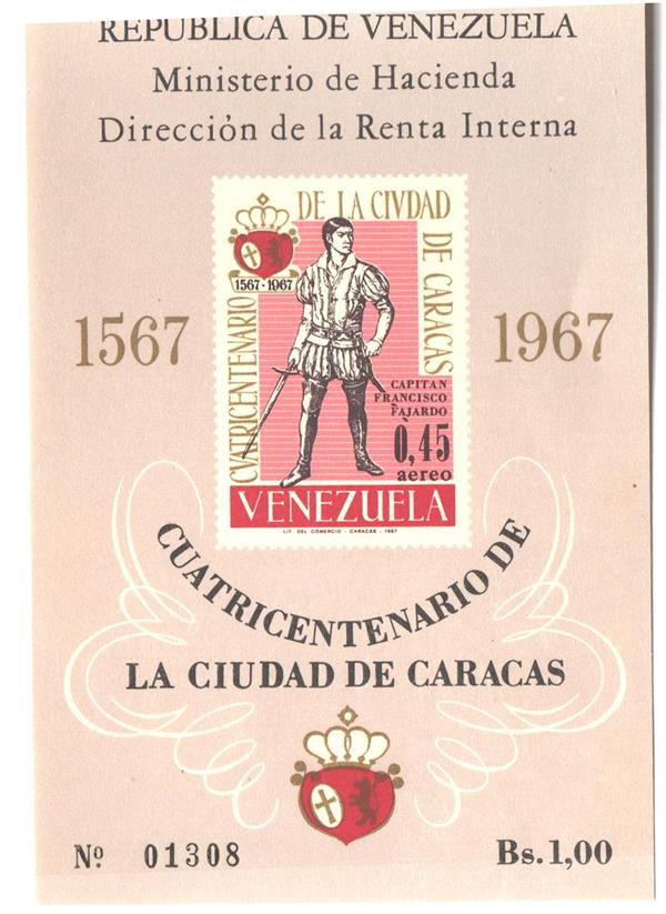 1967 Venezuela