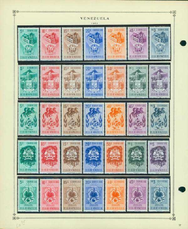 1941-90 Venezuela