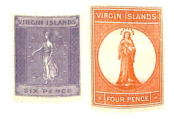 1887 Virgin Islands