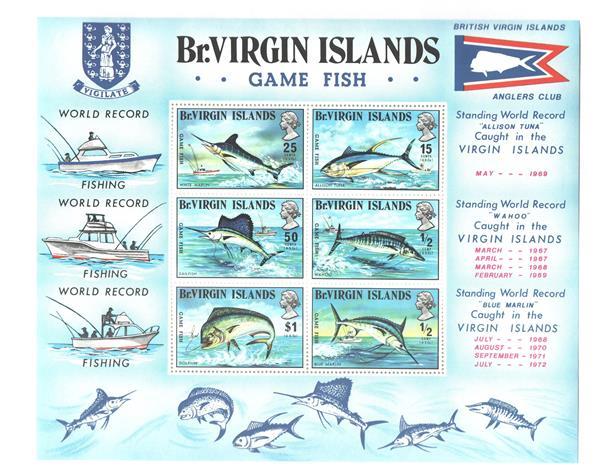 1972 Virgin Islands