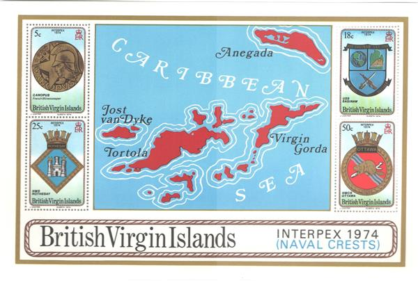 1974 Virgin Islands