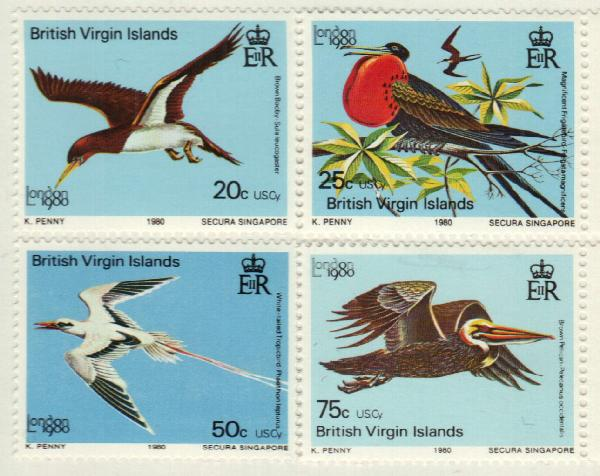 1980 Virgin Islands