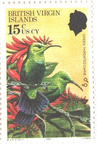 1982 Virgin Islands