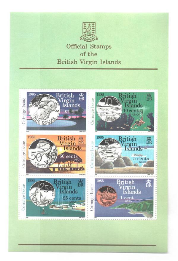 1985 Virgin Islands