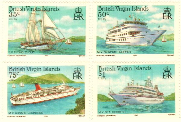 1986 Virgin Islands