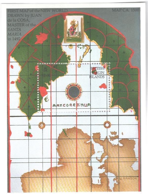1992 Virgin Islands