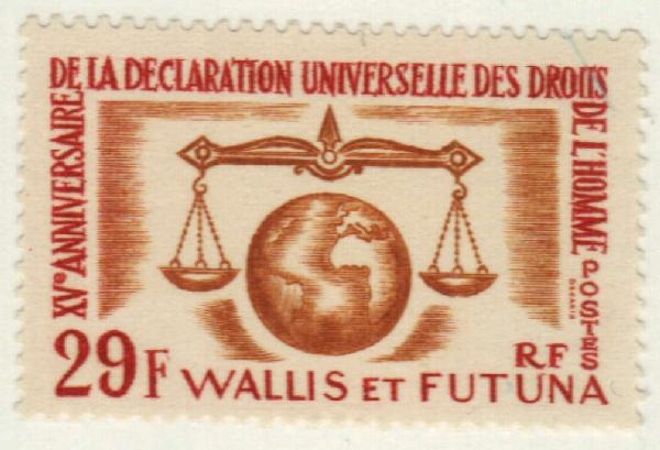 1963 Wallis & Futuna Islands