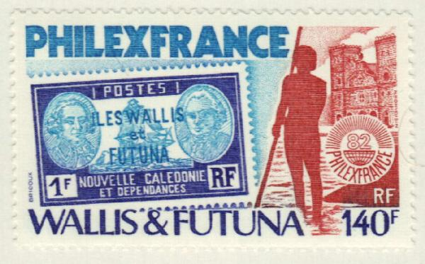 1982 Wallis & Futuna Islands