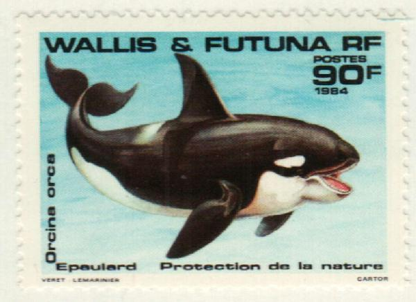 1984 Wallis & Futuna Islands