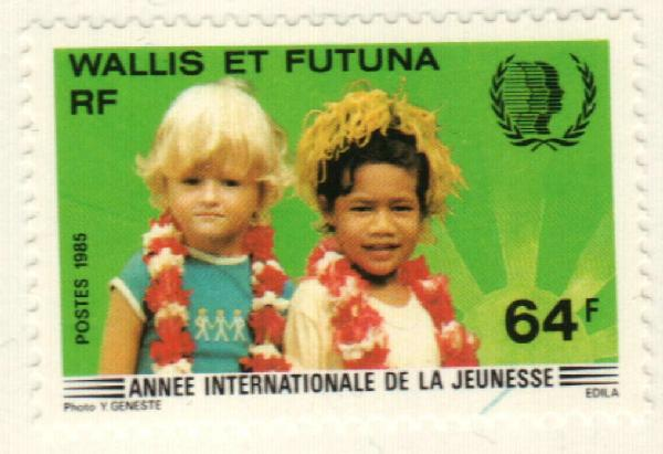 1985 Wallis & Futuna Islands