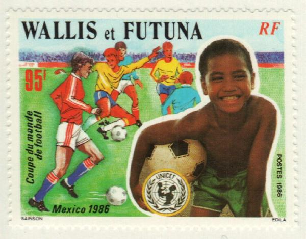 1986 Wallis & Futuna Islands