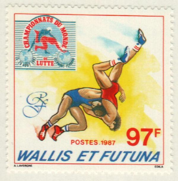 1987 Wallis & Futuna Islands