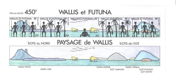 1992 Wallis & Futuna Islands