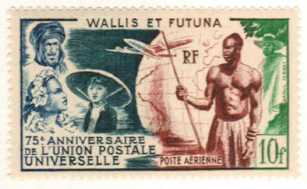 1949 Wallis & Futuna Islands