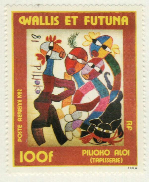 1982 Wallis & Futuna Islands